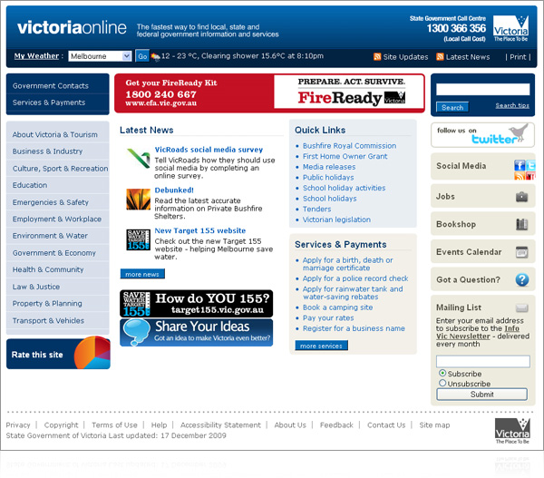 Victoria Online